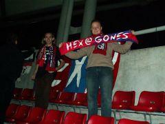 Les Hex@s sont là