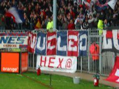 Déplacement à Sochaux 03/04