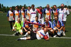Les Hex@s - photo d'équipe