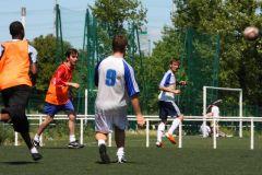 Premier match de classement contre l'Entente Monégasque qui finit par un 0-0