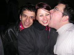 Manu, Delf et Goonny