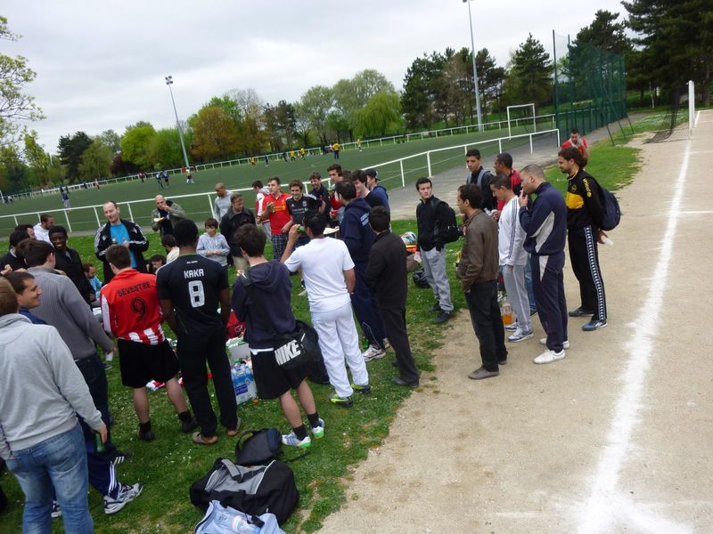 Championnat des Supporters - fin