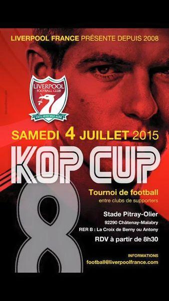 KOP CUP Edition 2015