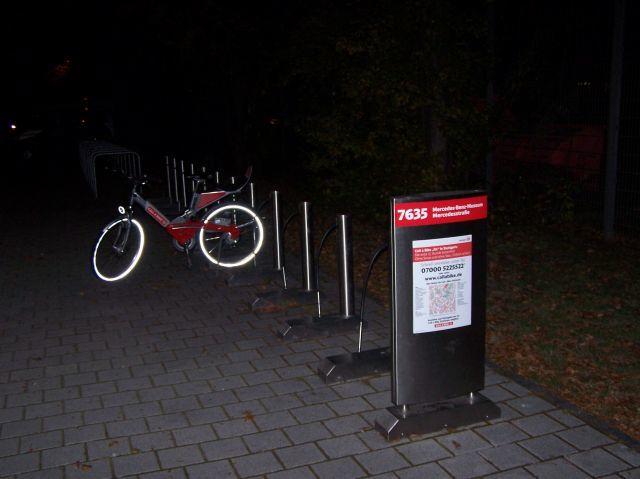 Ils nous ont piqué le Vélo'v !