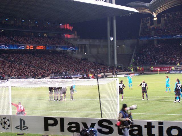 Lyon - Barcelone 07/08