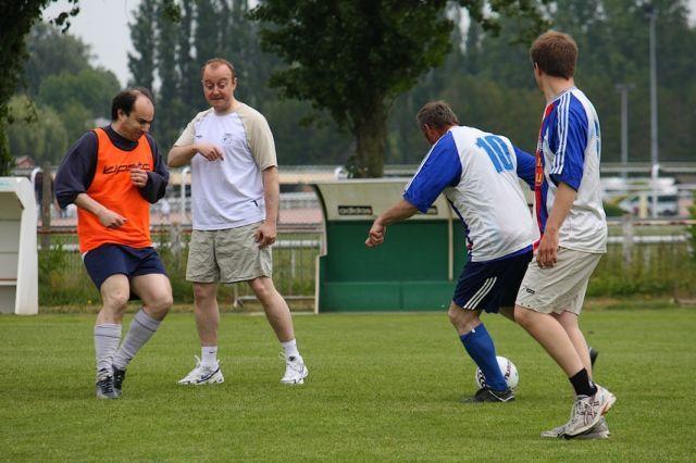 Ian coach et joueur