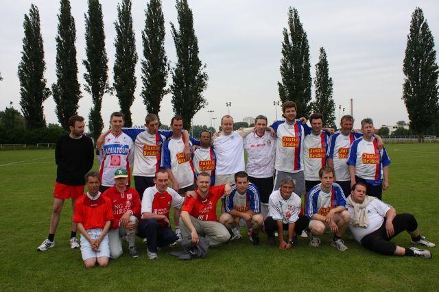match contre les Lamas de Lille