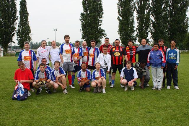match contre les Ultras Boulonnais