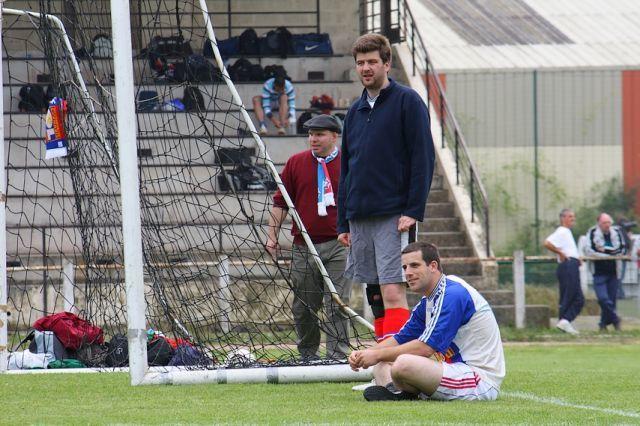 les anciens se reposent avant le dernier match