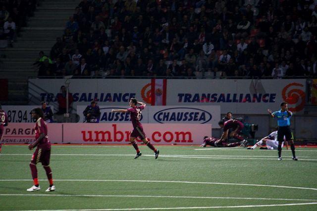 2-1 pour Lyon