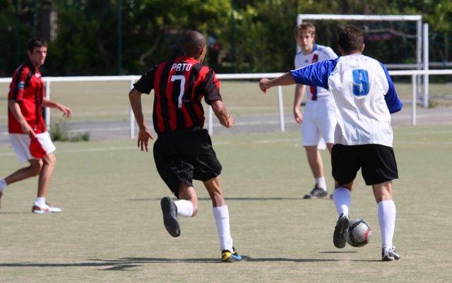 Match de classement contre Milan Ac pour la 7è et 8è place
