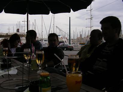 Sur le vieux port 2
