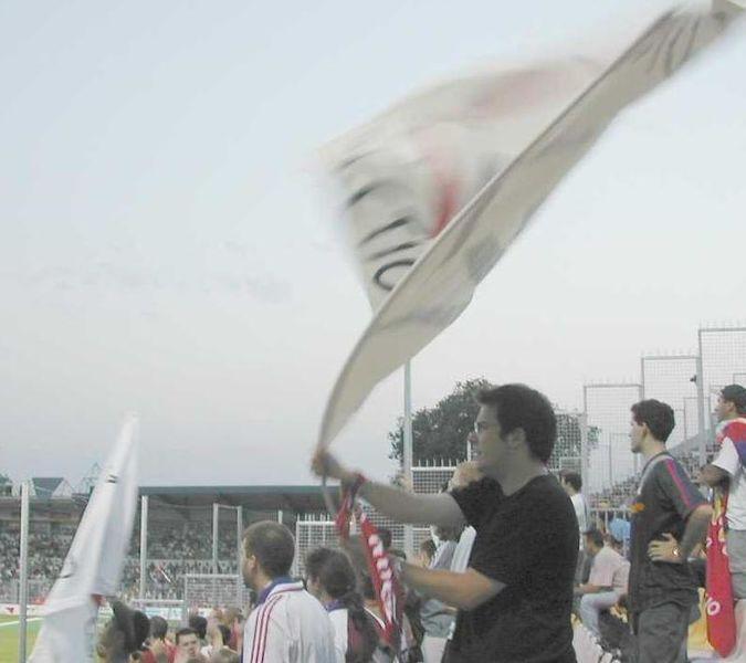 Goonny au drapeau