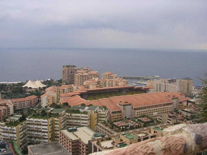 Déplacement à Monaco 04/05