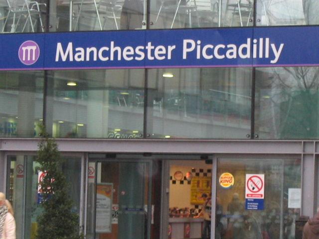 Enfin à Manchester