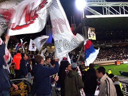Lyon - Caen 04/05