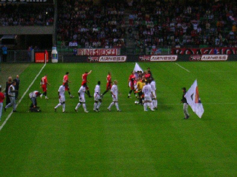 Déplacement à Rennes 04/05