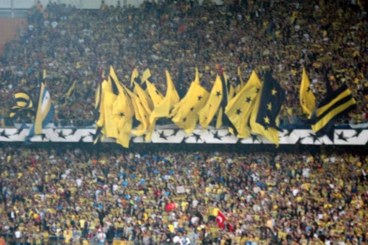 Déplacement à Istanbul (Fenerbahçe) 04/05