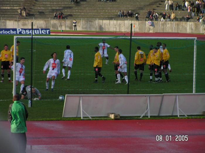 Déplacement à Viry-Chatillon (Coupe de France) 04/05