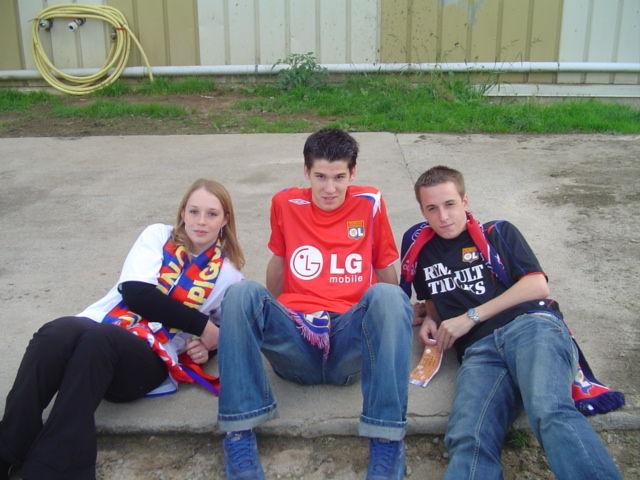 Julie, Jerem et Bebs à Lorient